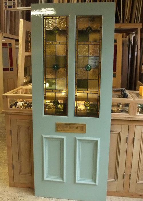 Tremendous 2 Over 2 Panel Range Of Doors Stained Glass Doors Company Door Handles Collection Olytizonderlifede