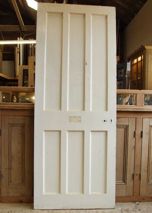 Reclaimed 1930 S Style Doors