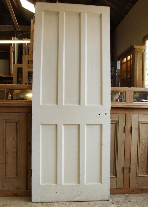 Reclaimed Pine 1930's Internal Door
