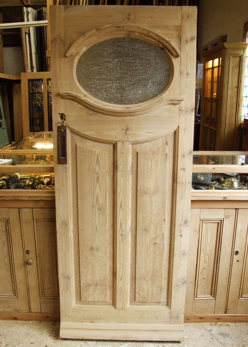 Reclaimed Edwardian Front Doors