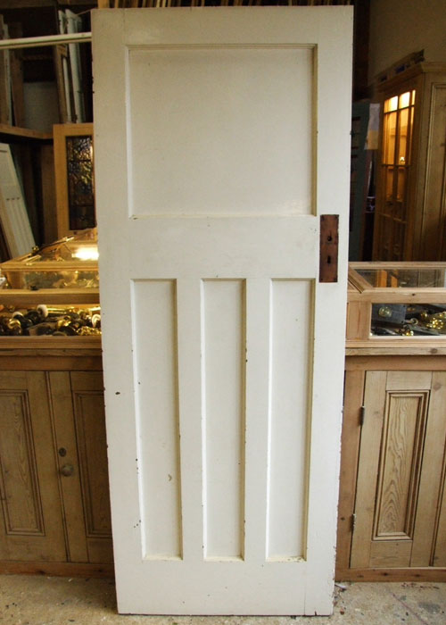 Reclaimed Pine Edwardian Internal Door