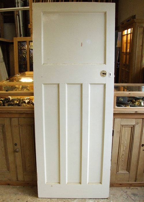 Period Edwardian Internal Door