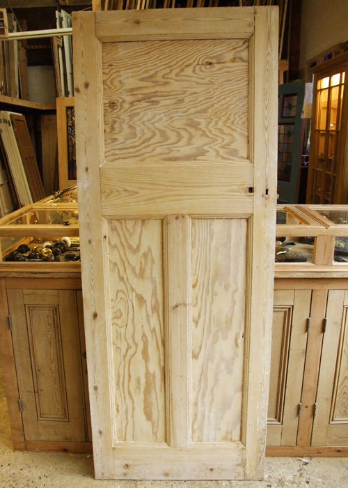 Stripped Pine Pine Edwardian Internal Door