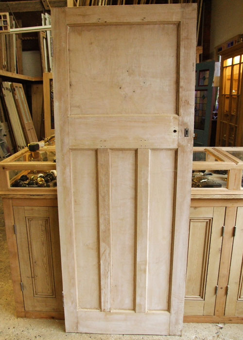 Salvaged Edwardian Internal Door