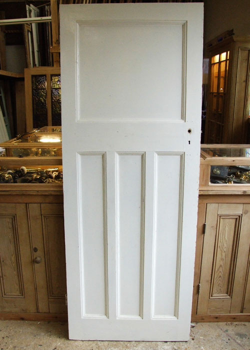 Painted Pine Edwardian Internal Door