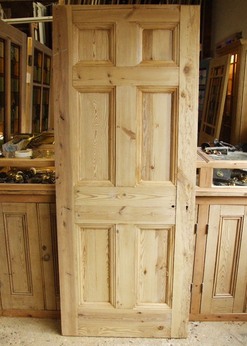 A Nice Solid Georgian Door