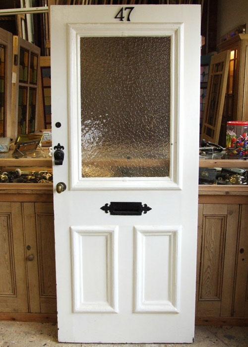 Reclaimed Victorian Front Doors