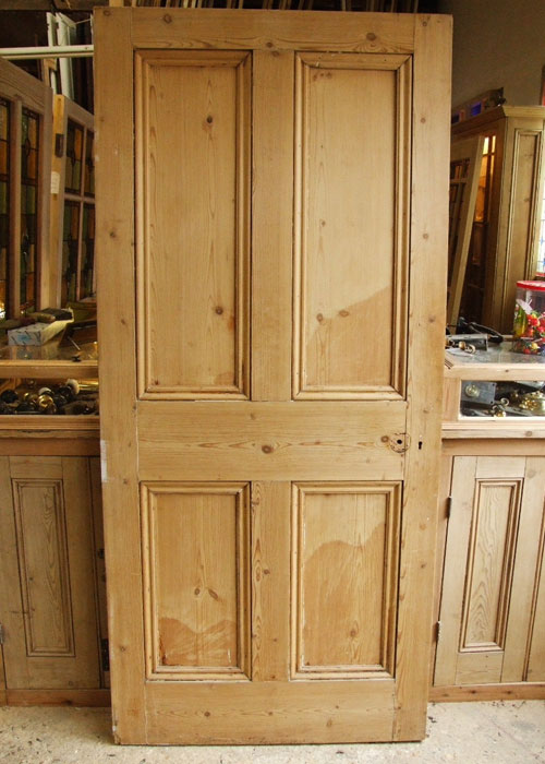 Original Victorian Front Door