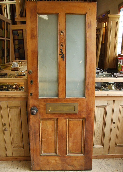Old victorian front door for Masonite belleville door price