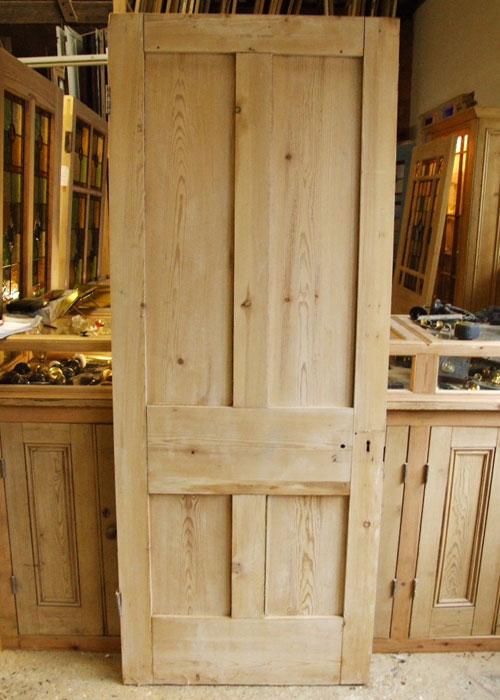 28 pine front door reclaimed pine edwardian front door stai