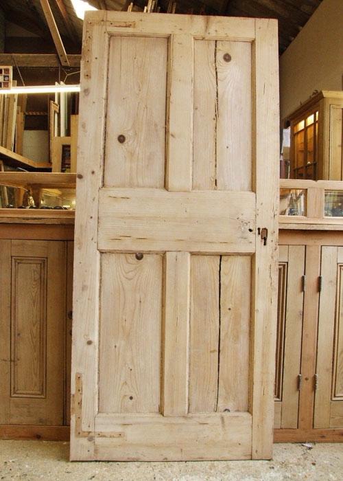 Four Panel Pine Victorian Internal Door