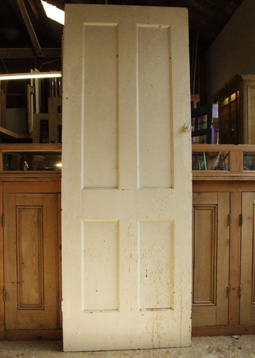 Salvaged Victorian Internal Door Stained Glass Doors Company