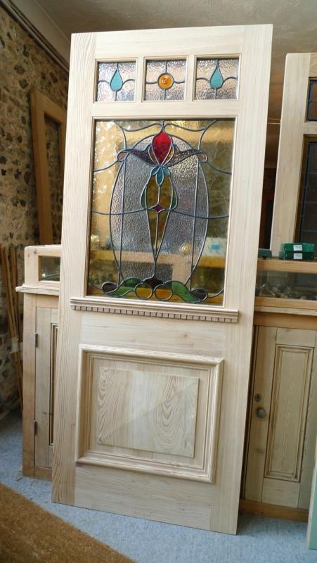 Images Of One Over Three Panel Door
