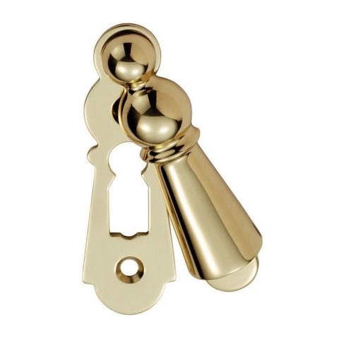 Solid Brass Escutcheons